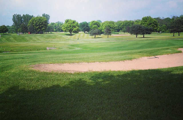 River Oaks Municipal Golf Course In Cottage Grove