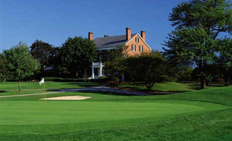 Latourette Golf Course In Staten Island New York Usa