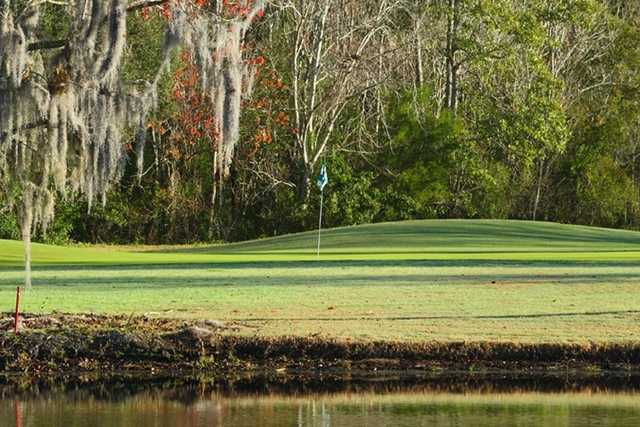 Plantation On Crystal River Lagoons Course In Crystal