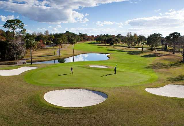 Plantation On Crystal River Championship Course In
