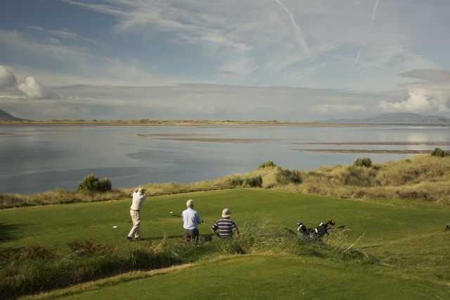 Dooks Golf Club In Glenbeigh County Kerry Ireland Golf