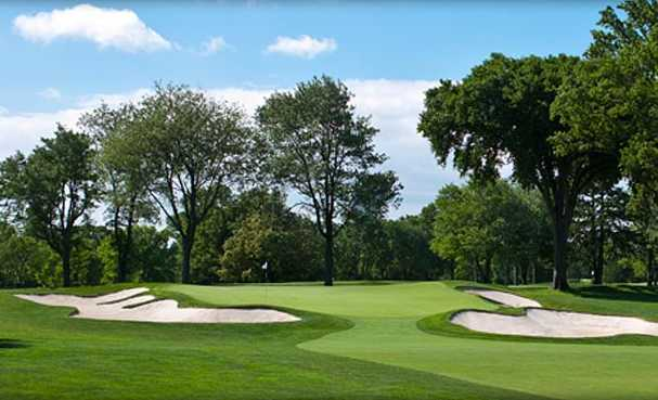 East at Winged Foot Golf Club in Mamaroneck, New York, USA ...