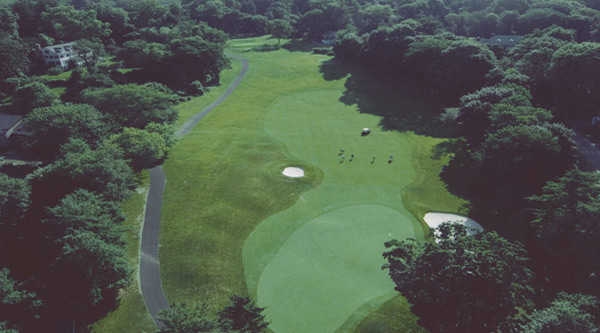 Ardsley Country Club In Ardsley On Hudson New York Usa