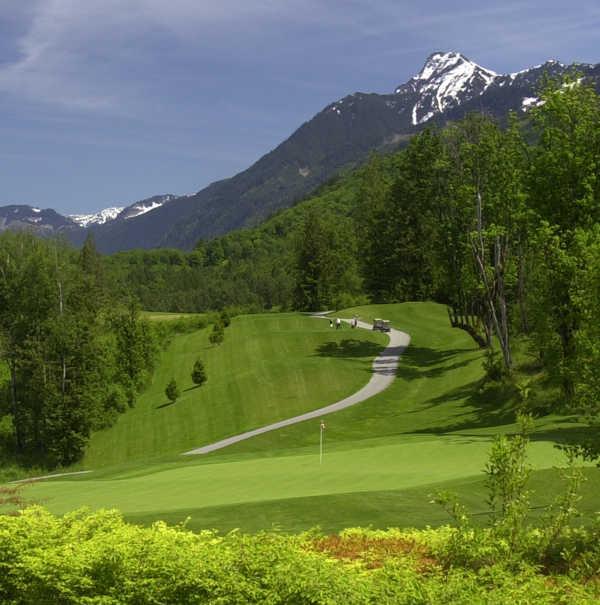 Cultus Lake Resort Bc: The Falls Golf & Country Club, Chilliwack, British