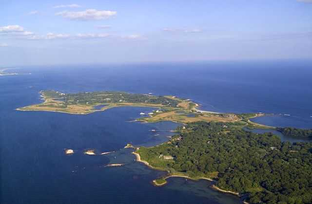 Fishers Island Golf Amp Country Club In Fishers Island New