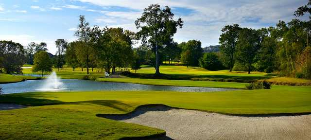 Brentwood Country Club In Brentwood Tennessee Usa Golf