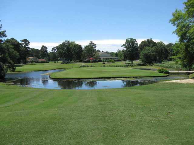 Island Green Country Club In Myrtle Beach South Carolina