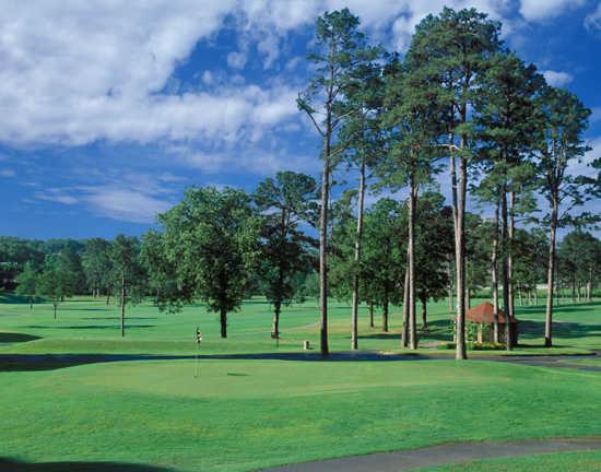 Clubs In Little Rock >> War Memorial Park Golf Course in Little Rock, Arkansas ...