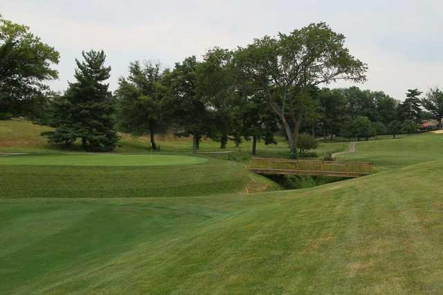 Frankfort country club in frankfort kentucky usa golf - Golf cart rentals garden city sc ...