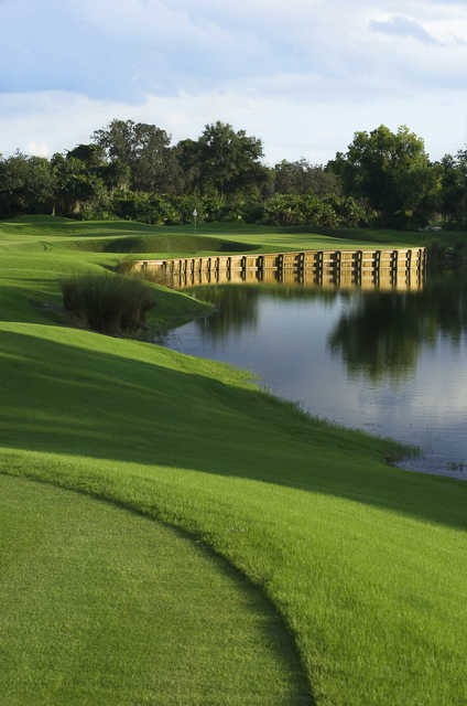 Grand Cypress South East In Orlando Florida Usa Golf