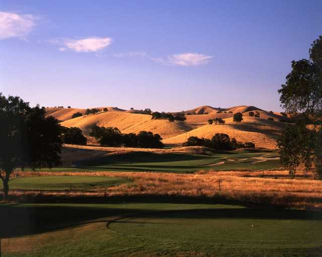 Diablo Grande Golf Country Club in Patterson California USA