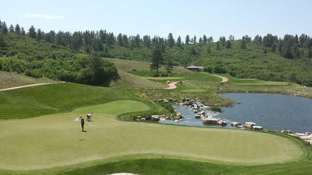 Sanctuary, The in Sedalia, Colorado, USA   Golf Advisor