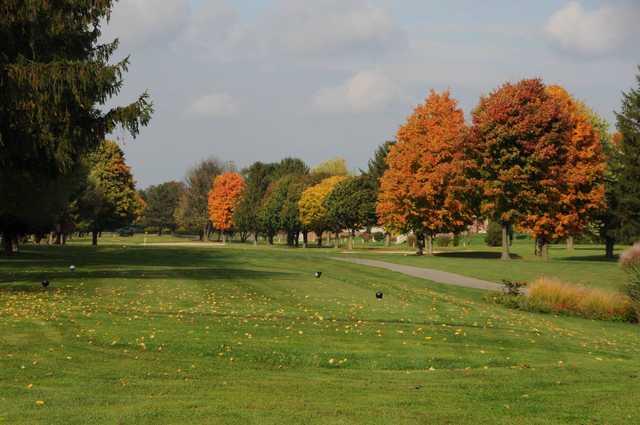 Briar leaf golf club in la porte indiana usa golf advisor for La porte indiana usa