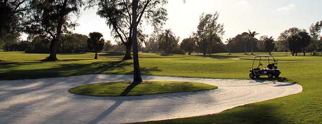 Greg Norman Golf Course Pompano Beach Fl