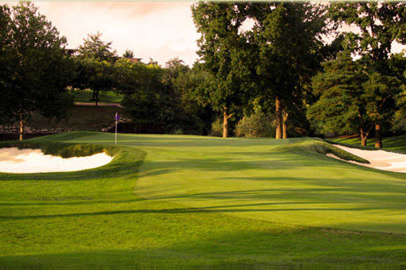 Tiny Home Designs: Mission Hills Country Club In Shawnee Mission, Kansas, USA