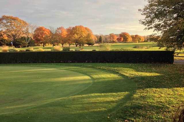 Bellport Country Club In Bellport New York Usa Golf
