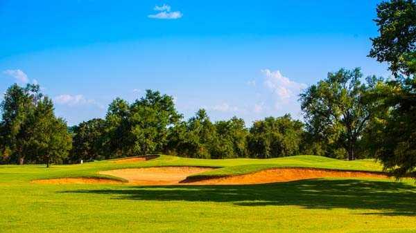 Oklahoma City Lincoln Golf Course