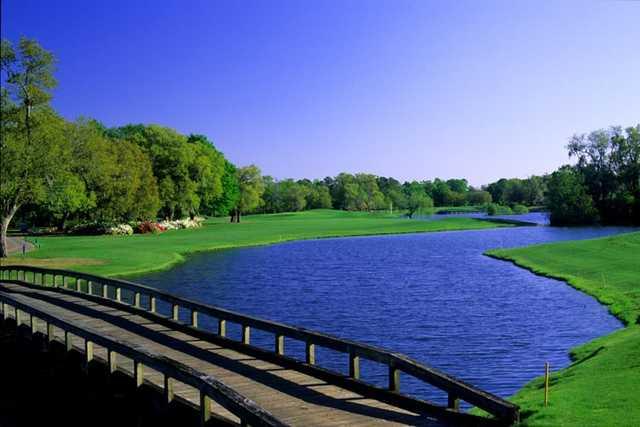 Willbrook Plantation Golf Club In Pawleys Island South