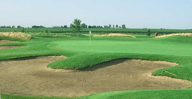 Prairie Green Golf Course In Sioux Falls, South Dakota