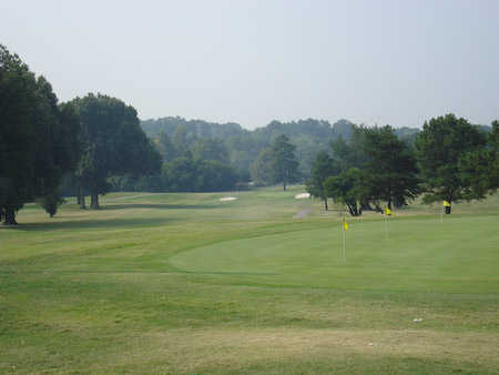 The Links At Pine Hill In Memphis Tennessee Usa Golf