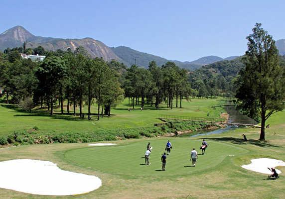 Itanhanga golf club championship course in rio de for Miroir club rio de janeiro