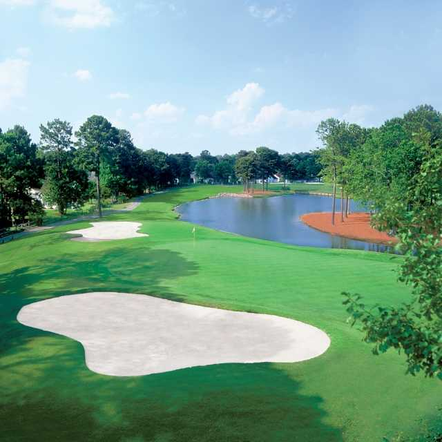 The Beach House Garden City Sc: Indian Wells Golf Course In Surfside Beach, South Carolina