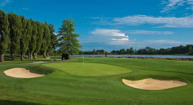 Marine Drive Golf Club In Vancouver British Columbia