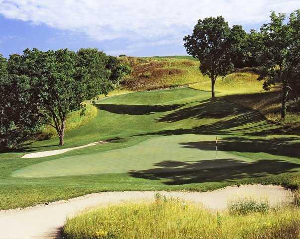 Crossings Golf Course >> Como Crossings at Hawk's View Golf Club in Lake Geneva, Wisconsin, USA   Golf Advisor