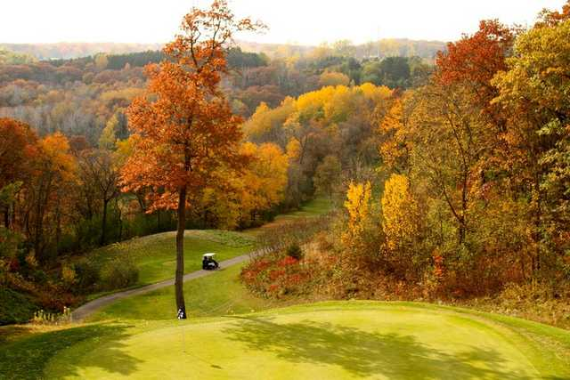St Croix National Golf Club In Somerset Wisconsin Usa