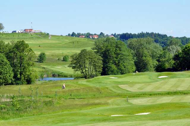Panorama Passau Fuerstenzell Golf Club - 18-hole Course in ...