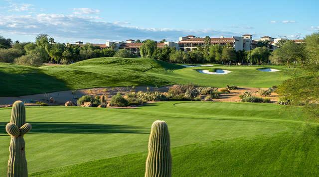 TPC Scottsdale - The Stadium Course in Scottsdale, Arizona, USA ...