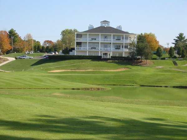 Pebble Creek Golf Course In Cincinnati Ohio Usa Golf