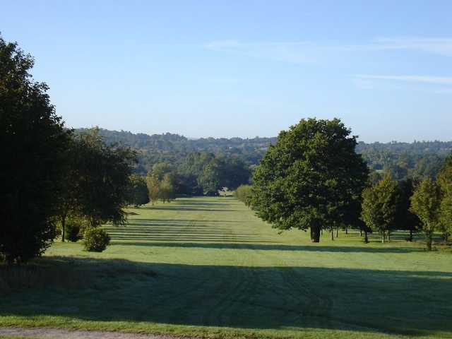 lindfield golf club in lindfield mid sussex england. Black Bedroom Furniture Sets. Home Design Ideas