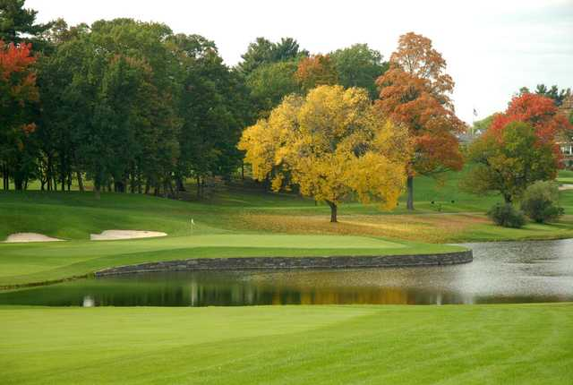 New Albany Country Club In Voorheesville New York Usa