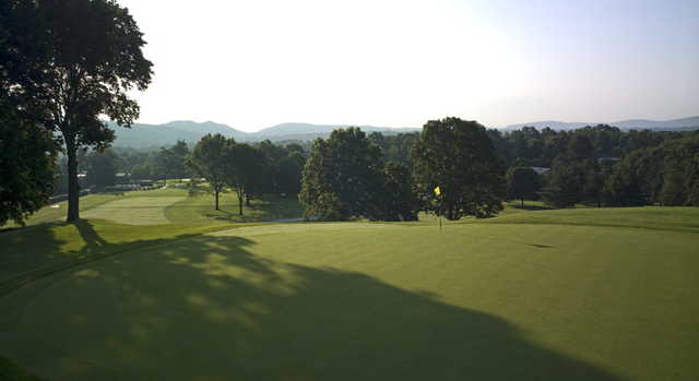 Paramount Country Club In New City New York Usa Golf