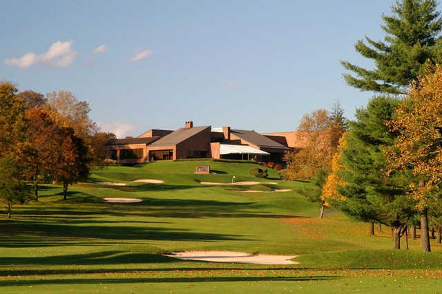 Tam O Shanter Golf Club In Glen Head New York Usa Golf