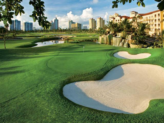 Turnberry Isle Resort & Club - Soffer Course in Aventura, Florida ...
