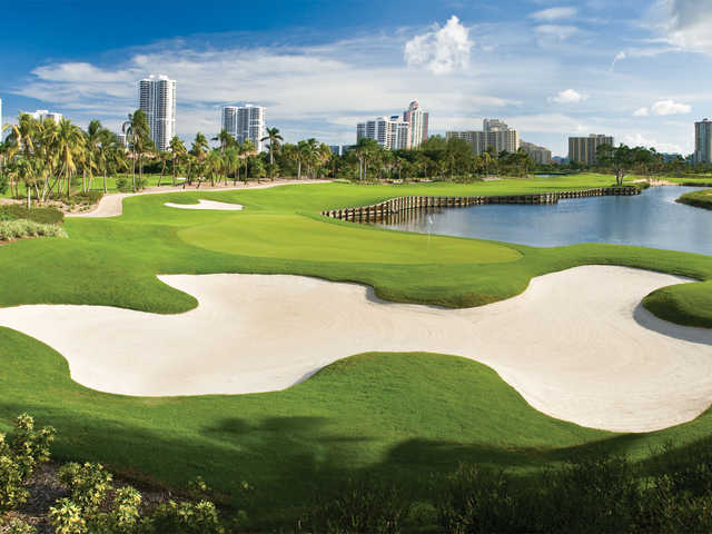 Turnberry Isle Resort & Club - The Miller Course in Aventura ...