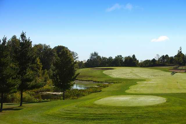 fairways of woodside golf course in sussex wisconsin usa. Black Bedroom Furniture Sets. Home Design Ideas