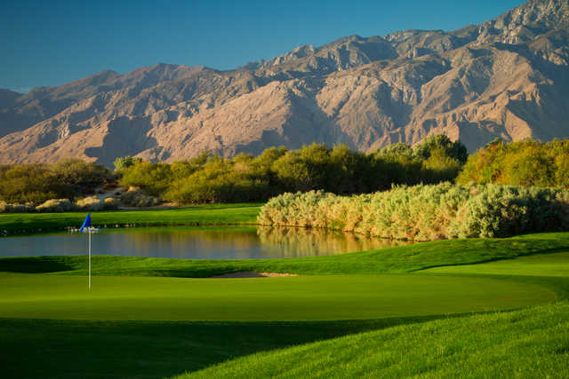 Desert Dunes Golf Course in Desert Hot Springs California USA