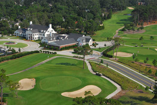Aerial View From Pine Lakes Country Club