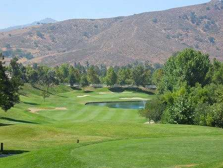Eagle Crest Golf Club In Escondido California Usa Golf