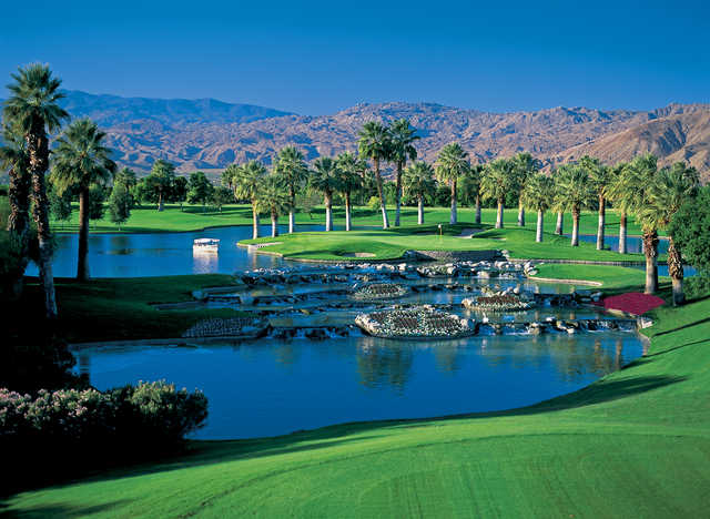 Palms at Marriotts Desert Springs Resort in Palm Desert
