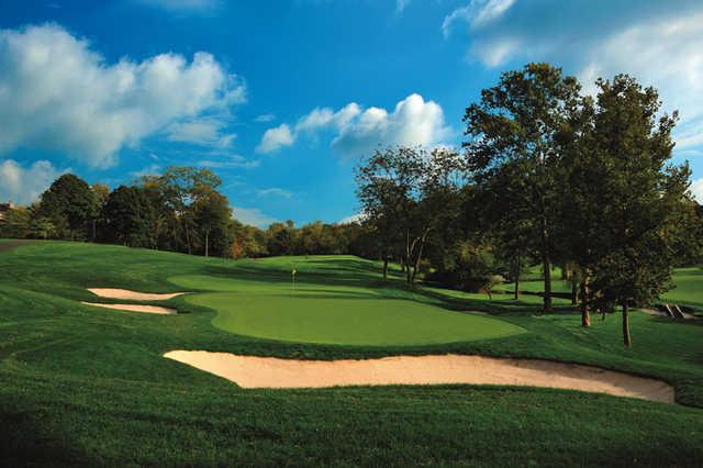 Muirfield Village Golf Club In Dublin Ohio Usa Golf