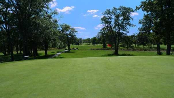 Brookwood Golf Club Regulation Course In Fort Wayne