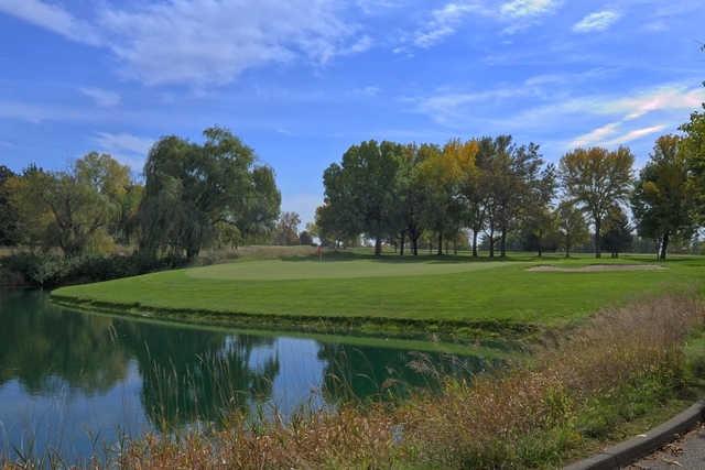 Lake Panorama National Golf Course in Panora, Iowa, USA ...