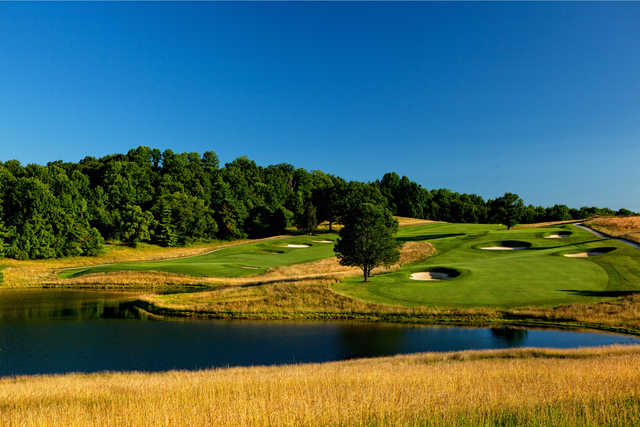 Impossible Donald ross course french lick in good question