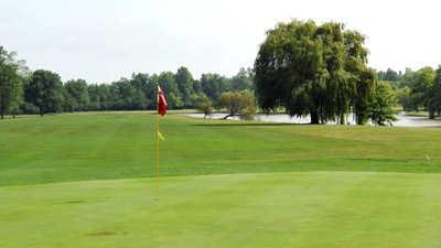 Beaver Island State Park Golf Course