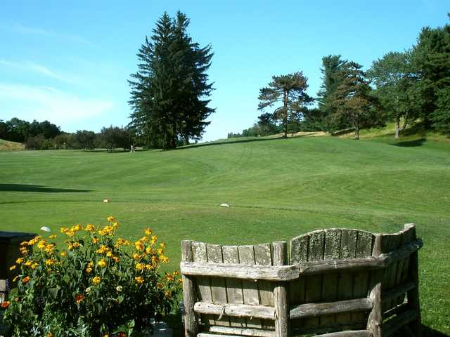 Mohonk Mountain House Golf Course In New Paltz York USA