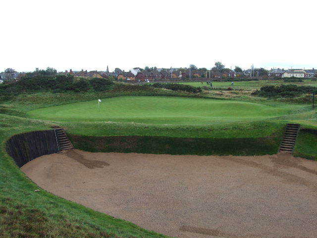 Prestwick Golf Club In Prestwick South Ayrshire Scotland